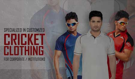 Wholesale Cricket Uniforms Suppliers in Sandy Springs