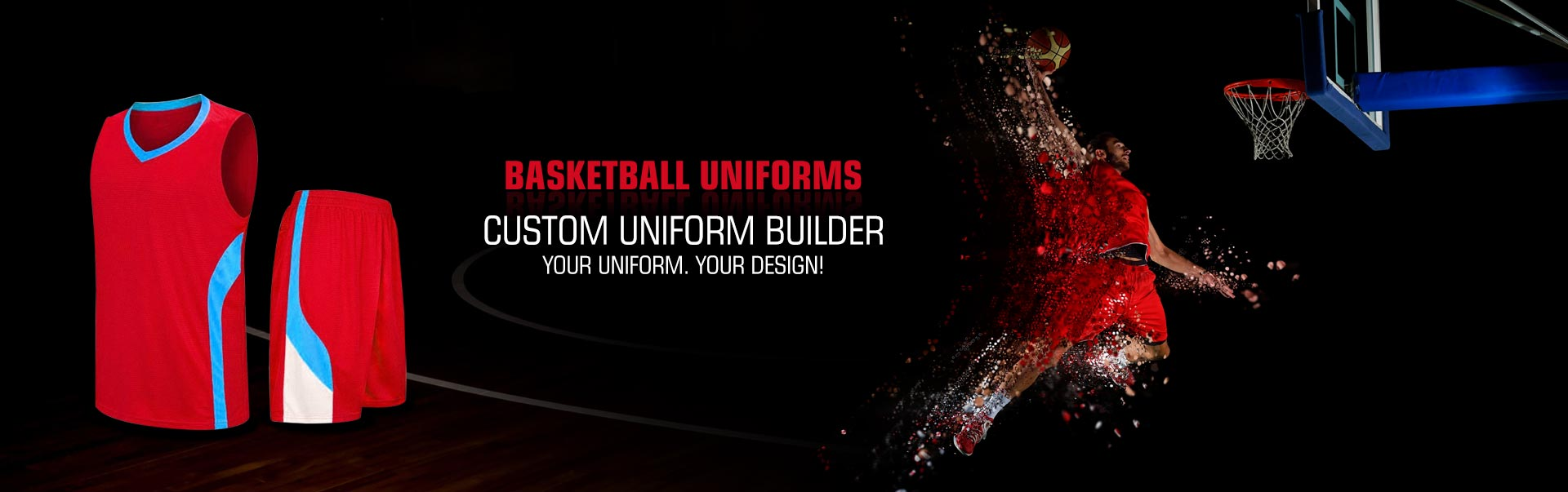 Basketball Uniforms in Australia, New Zealand, London, Canada, France, Germany