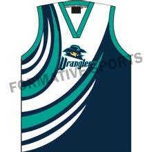 Custom AFL Jersey Manufacturers and Suppliers in Afghanistan