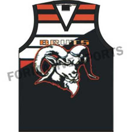 Customised AFL Uniforms: Having Comfort And Fitting Manufacturers USA, UK Australia