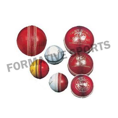 Custom Cricket Balls Manufacturers and Suppliers in Slovenia