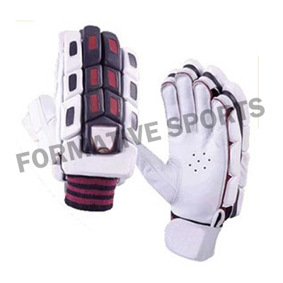 Custom Cricket Batting Gloves Manufacturers and Suppliers in Tourcoing