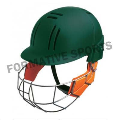 Custom Cricket Helmet Manufacturers and Suppliers in Switzerland