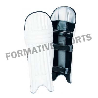 Custom Cricket Pads Manufacturers and Suppliers