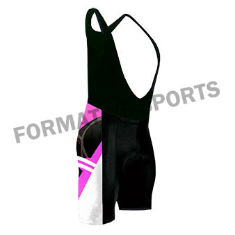Custom Cycling Bibs Manufacturers and Suppliers in Solomon Islands