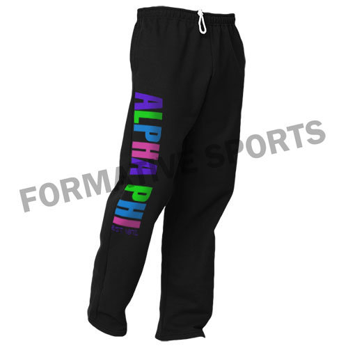 Custom Fleece Pants Manufacturers and Suppliers