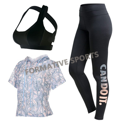 Customised Gym Clothing Manufacturers in Congo
