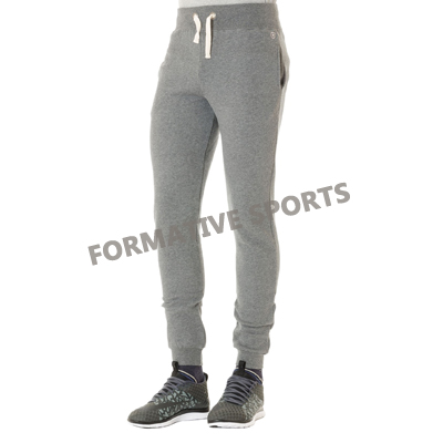 Customised Gym Trousers Manufacturers in Tourcoing