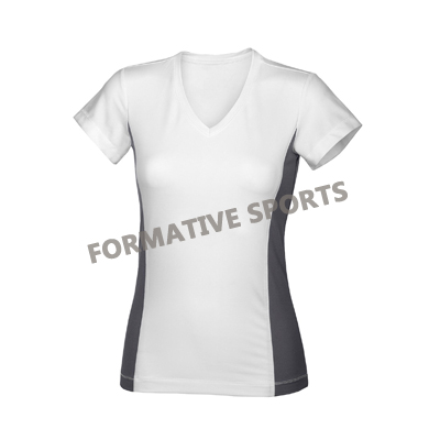 Customised Ladies Sports Tops Manufacturers in Solomon Islands