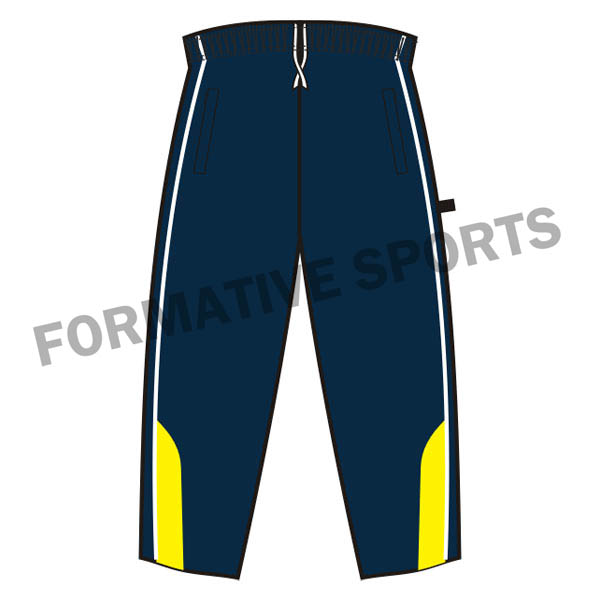 Custom One Day Cricket Pants Manufacturers and Suppliers in Pau
