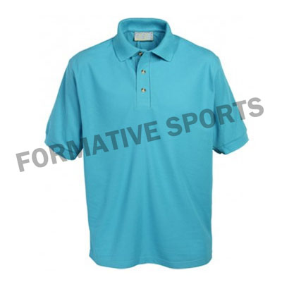 Customised Polo Shirts Manufacturers in Tourcoing