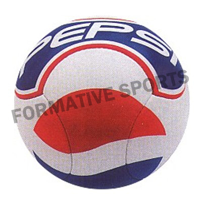 Custom Promotional Footballs Manufacturers and Suppliers in San Marino