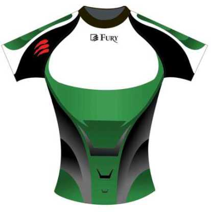 Rugby Uniforms Crafted For Winners