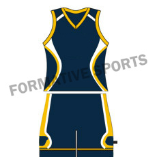 Customised Sublimated Hockey Singlets Manufacturers in Fermont