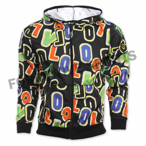 Custom Sublimated Hoodies Manufacturers and Suppliers in Pau