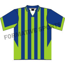 Customised Sublimated Soccer Jersey Manufacturers in Czech Republic