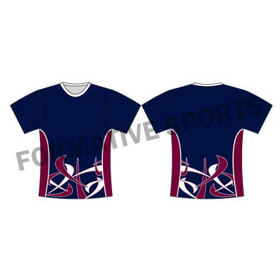 Customised Sublimated T Shirts Manufacturers in Sweden