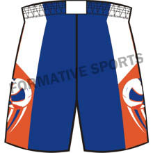 Custom Sublimated Basketball Shorts Manufacturers and Suppliers in Pau