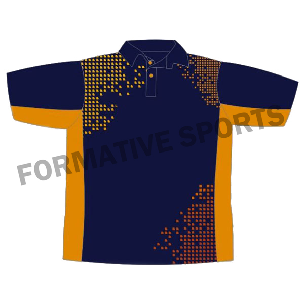 Custom T20 Cricket Shirts Manufacturers and Suppliers in Solomon Islands