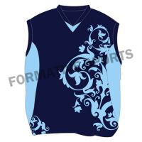 Customised T20 Cricket Sweaters Manufacturers in Fermont