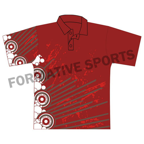 Custom Tennis Jersey Manufacturers and Suppliers in Tonga