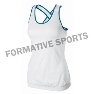 Custom Tennis Tops Manufacturers and Suppliers