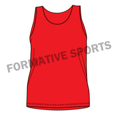 Customised Training Bibs Manufacturers in Tonga