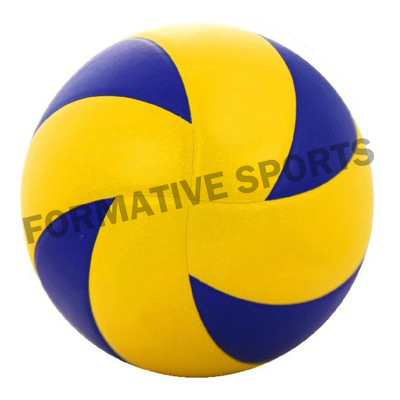 Customised Volleyballs Manufacturers USA, UK Australia