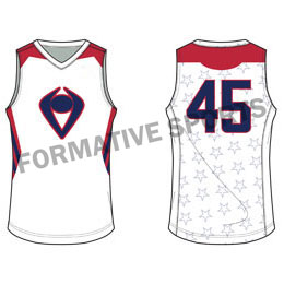 Custom Volleyball Uniforms Manufacturers and Suppliers in Thailand