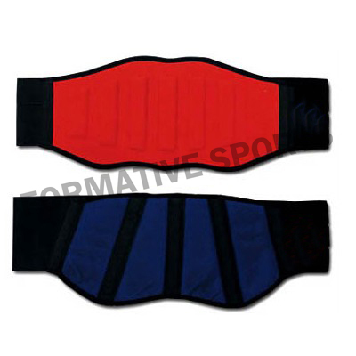 Custom Weight Lifting Belts Manufacturers and Suppliers