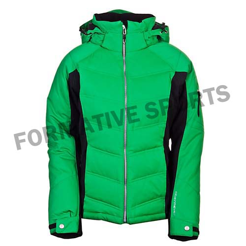 Custom Winter Jackets Manufacturers and Suppliers in Switzerland