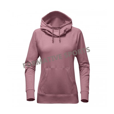 Customised Women Gym Hoodies Manufacturers