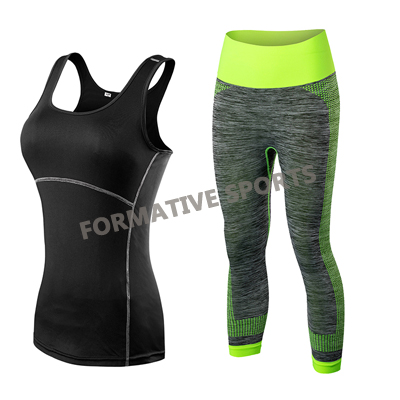 Custom Womens Fitness Clothing Manufacturers and Suppliers in Bangladesh