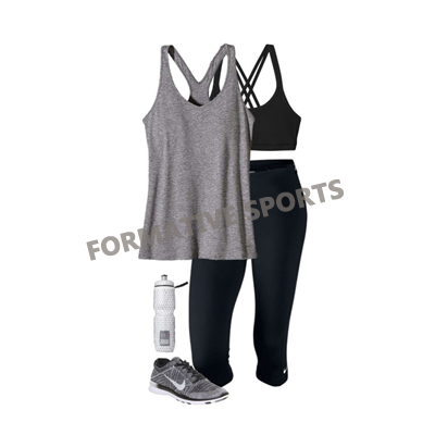 Customised Womens Gym Wear Manufacturers