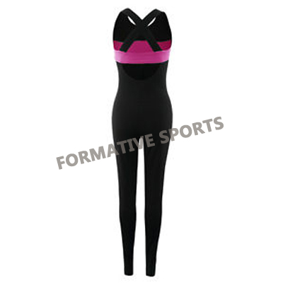 Custom Womens Sportswear Manufacturers and Suppliers in Thailand
