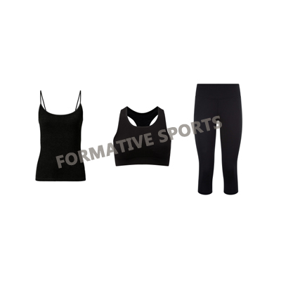 Customised Workout Clothes Manufacturers