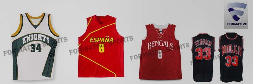 Basketball Jersey: New Shades For The Upcoming Season