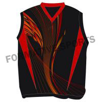 Customised Cricket Sweaters Manufacturers in Russia