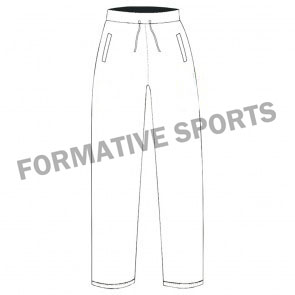 Customised Custom Cricket Trouser Manufacturers in Czech Republic
