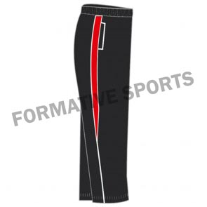 Customised Cricket Team Trousers Manufacturers in Czech Republic