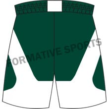 Customised Cheap Cut And Sew Basketball Shorts Manufacturers in Montenegro