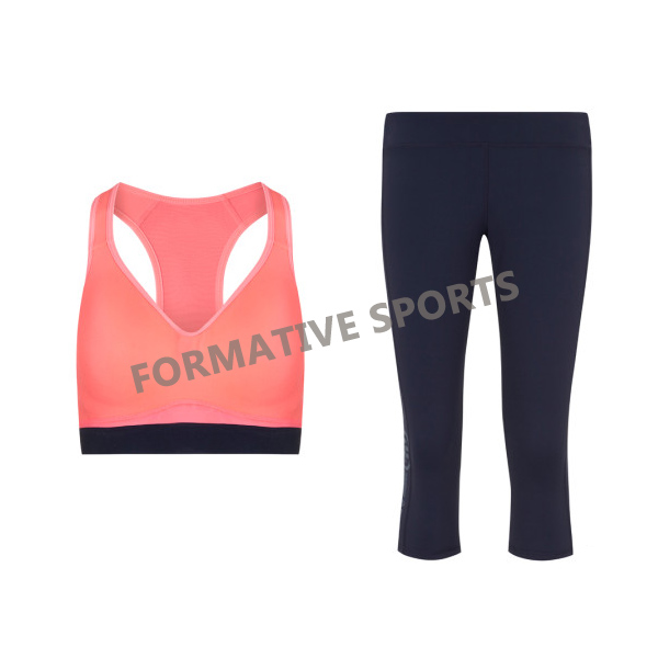 Customised Fitness Clothing Manufacturers in Grasse