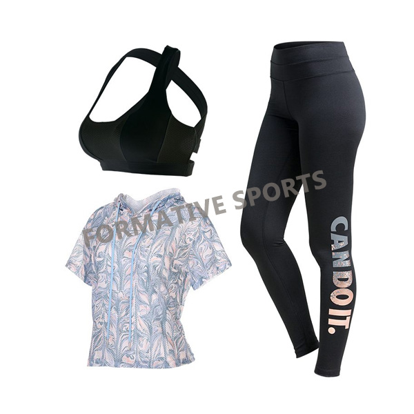 Customised Gym Clothing Manufacturers