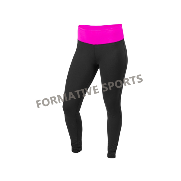 Customised Gym Pants For Ladies Manufacturers in Pakistan