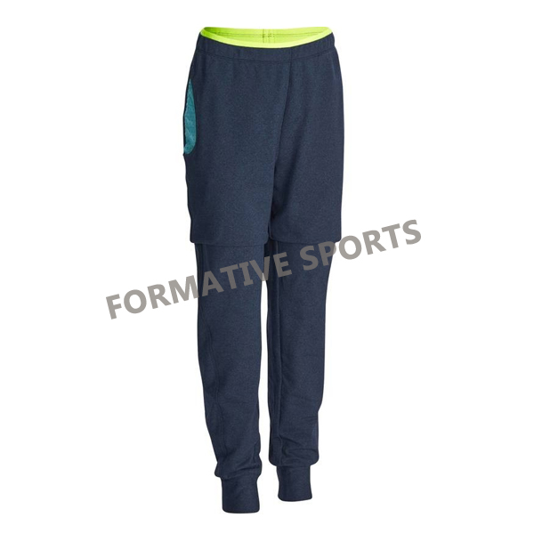 Customised Gym Trousers Manufacturers in Tonga