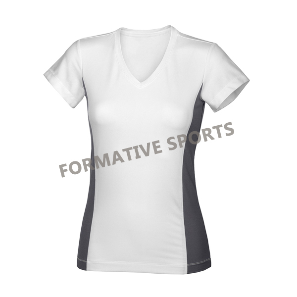 Customised Ladies Sports Tops Manufacturers