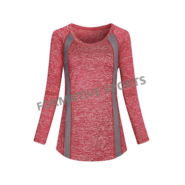 Ladies Sports Tops