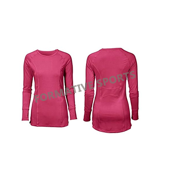 Customised Ladies Sports Tops Manufacturers in Congo