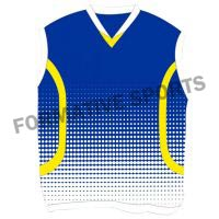 Customised Sublimated Cricket Sweaters Manufacturers in Fermont
