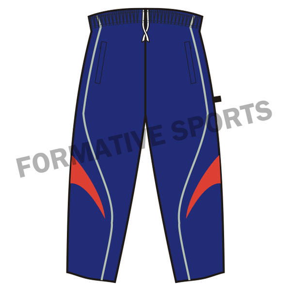 Customised Sublimated One Day Cricket Pant Manufacturers in Pau